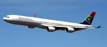 Flysaa flight