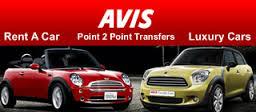 Avis Car Hiring Durban