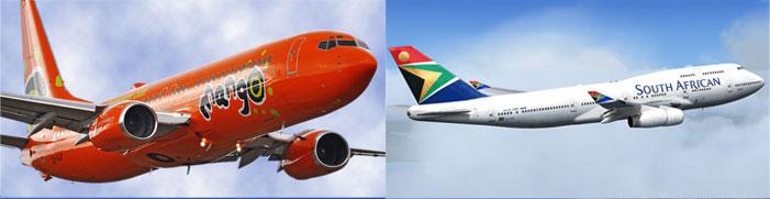 flights to Port Elizabeth