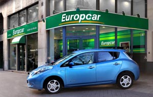 Europcar All Airport Flight Specials
