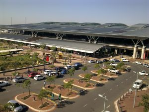 king shaka airport shuttle services